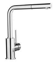 Кухонный смеситель из нержавеющей стали BLANCO - Mila S хром (519810) ID:NL04129