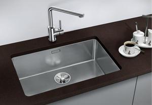 Кухонная мойка под столешницу BLANCO - Andano 500-U (522967) ID:NL04087