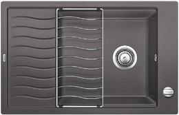 Гранитная кухонная мойка BLANCO - Elon XL 6S серый беж (518743) ID:NL04061