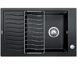 Гранитная кухонная мойка BLANCO - Elon XL 6S антрацит (518735) ID:NL04293