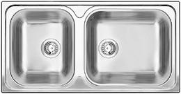Кухонная мойка из нержавеющей стали BLANCO - Tipo XL 9 (511926) ID:NL010760