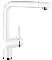 Гранитный кухонный смеситель BLANCO - Linus - белый (516702) ID:NL013327
