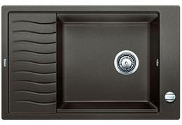 Гранитная кухонная мойка BLANCO - Elon XL 6S кофе (518744) ID:NL012744