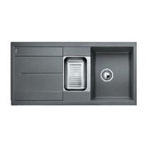 Гранитная кухонная мойка BLANCO - Metra 6 S - алюметалик (513045) ID:NL010702